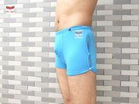 Wholesale KissTiger Brand Adjustable leg size waist boxer swim trunks sport underwear durable egg health isolated gun board shorts brief