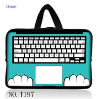 asus laptop blue - Blue Keyboard quot Laptop Sleeve Carry Bag Case For quot quot Acer HP Dell Sony ASUS Toshiba
