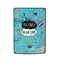 Wholesale Kindle Case Elonbo The Fault in Our Stars quot Protective Plastic Back Case Cover for Amazon Kindle Paperwhite Kindle Paperwhite