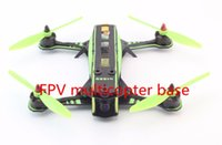 better boards - 2015 BETTER than QAV250 awsome New Quadcopter Drone GT Fiberglass Four axis Copter ARF Integrated PCB Board for FPV copter order lt no t