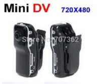 Wholesale Mini Sports DVR mini Camera MD80 with retail box with camera mini dv