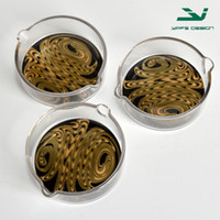 Wholesale Glass Dish For Nectar Collector For Glass Smoking Pipe Oil Smoking Glass Dish Cheap