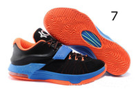 athletic footwear stores - Discount online store kevin durant cheap men s basketball shoes men basketball athletic shoes fashion trend sneaker kd7 footwear