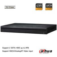 Wholesale Dahua CH Tribrid P Lite U H HD CVI Analog IP Hybrid DVR SATA TB