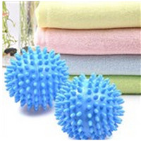 Wholesale 2 Pack Magic Dryer Balls Dryer Fluff Tool Laundry Gadget for Washing Machine Washer