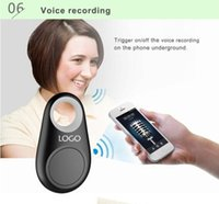 Wholesale Popular Bluetooth Anti Lost Alarm Tracer Camera Remote Shutter IT iTag Anti lost Alarm Self timer bluetooth for all Smartphone