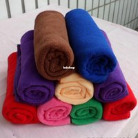 PVA beauty camps - 6 Colors Fast Drying Travel Beauty Gym Camping Sports x75cm Soft Microfiber Thick Towel
