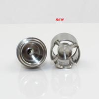Wholesale New arrival MJB TM48 titanium dabber nail domeless mm titanium rig nail electric titanium nail mm for glass bongs