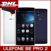 "Cheap FERR DHL!!!Original Ulefone Be Pro 2 5.5"" HD IPS 4G LTE Cell Phone MTK6735 Quad Core 2GB RAM 16GB ROM Android 5.1 13MP+8.0MP OTG"