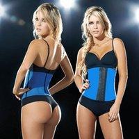 best waist shaper - best Latex corset body shaper Waist Trainer training corsets Corset Latex Corset Sexy Women Latex Waist Cincher Slimming Shapewear