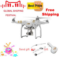 advanced models - DJI Phantom Professional Advance Standard Quadcopter RC Drone RTF GPS Sytem With K HD Camera