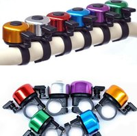 Wholesale Hot Sales Sport Bike Bicycle Cycling Bell Metal Horns Ring Safety Sound Alarm Handlebar CX215