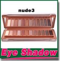 Wholesale High quality HOT NEW Makeup Nude5 eyeShadow Colors and Colors Eye shadow plate by DHL