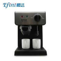 Wholesale Cm coffee machine household coffee machine semi automatic coffee pot coffee machine household automatic order lt no track