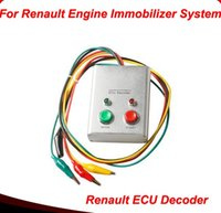 automotive fuel injection - Low price Top selling Universal decoding tool Renault fuel injection ECU engine immobilizer system Renault ECU Decoder