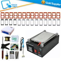 Wholesale New Vacuum LCD Separator Kit LCD Separator Machine Touch Screen Assembly Separate Split Machine