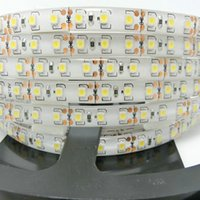 Wholesale Waterproof LED Strip leds M SMD Cool Warm White Red Green Blue Yellow Light IP65 Ribbon Tape
