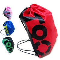Wholesale Swimming Bag For Adult Kids Beach Sports Bag Swimming Pool Bag Raincoat Material Pounch Backpack