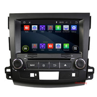 Outlander car dvd player for mitsubishi outlander - Android Car DVD player for Mitsubishi outlander with GPS Canbus Radio BT Dual Core G WIFI Free G Map