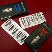 Wholesale Authentic Kanger SSOCC Coils ohm ni200 SSOCC Head for Subtank Mini Nebox Subvoid coil topbox toptank