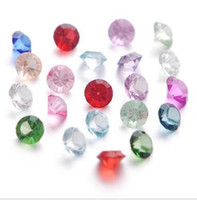 Wholesale 12 Colors Small mm Twinkling Birthstone Loose Rock Quartz Floating Charm for DIY Glass Floating Locket Accessories