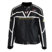 Wholesale New PRO BIKER Motocross Jacket Racing Motorcycle Jackets Body Armor Protective Moto Jacket Motorbike Windproof Jaqueta
