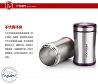 Wholesale HEENOOR XN stainless steel thermos cup Ladies Home smoldering cup pot portable wide mouth CUP insulation