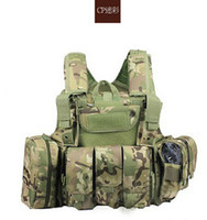 armor bullets - tactical Strike Plate Army military Molle Combat steel wire HEAVY DUTY ARMOR Carrier CIRAS Shoulders ghost bullet proof wear resisting vest