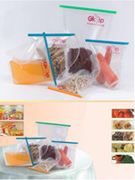 Wholesale New Arrive Magic Bag Sealer Stick Unique Sealing Rods Great Helper For Food Storage DHL Free