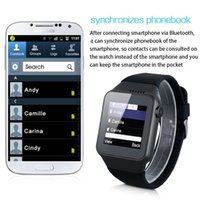 Wholesale Excelvan S39 Smart Watch Phone With Camera Bluetooth Wrist Watches Relogios Sim Smartwatch Reloj Inteligente For Android IOS