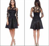 Cheap Sheer Party Dress Best Short Party Dress