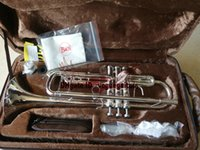 trumpet bb - Made in China BachLT180S silver Bb trumpet brass instruments