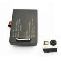 backup materials - Digital Camera Accessories MA AHDBT Rechargeable Continuous Use Backup Battery For Gopro HD Hero