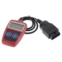 Wholesale 1pcs Car Engine Fault Diagnostic Scanner Tool Auto Code Reader OBD OBDII KW806