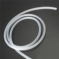 Wholesale Hot sales m Aquarium Silicone Air Line Tubing OD mm ID mm Standard for Fish Tank Air Pump order lt no track