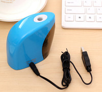 Wholesale High quality New Touch Switch Automatic Home School Office Desktop Electric Pencil Sharpener