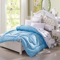 bamboo quilt - high quality bamboo fiber quilt king queen full twin size vip201