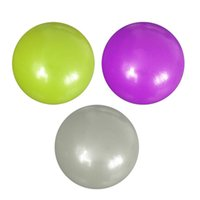 Wholesale Hot Sale Yoga Ball Health Balance Pilates Fitness Gym Home Exercise Sport Accessories