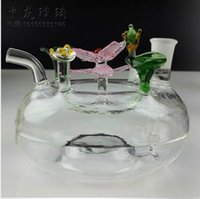 parterre - Hookah classic parterre section glass hookah