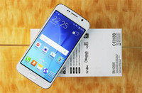 Wholesale 1 Goophone S6 Inch smart Phone MTK6572 Dual Core Android with retail box White Black Gold color