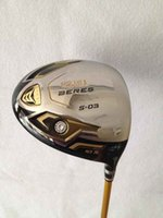 Wholesale Oem Golf clubs Honma Beres S driver loft Graphite shaft Come headcover PC golf driver