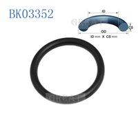 rubber o ring - FF X2 Oring mm ID X mm CS EP EPM EPDM Ethylene Propylene ShA Black Z59 O ring Oring Sealing O ring Rubber