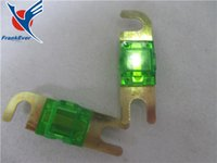 amp components - Low proflie AMP A Automotive Auto Fuses Boat Truck Blade ANL Car Fuse Electronic Components