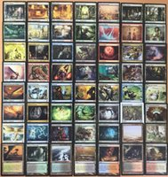 magic deck - Magic The Gathering Modern Set Deck MTG Proxy board game playing cards Pass BEND and WATER TESTS