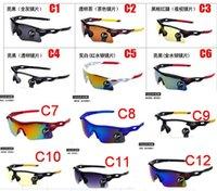 al por mayor sunglasses bike-2015 gafas de sol de ciclismo de alta calidad para los hombres del diseñador de moda las gafas de sol explosión - gafas de sol gafas de sol al aire libre a prueba de gafas para bicicletas