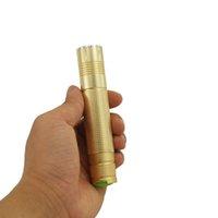 Wholesale Rechargeable Blacklight Ultra Violet NM LED UV Flashlight for Money Detecting