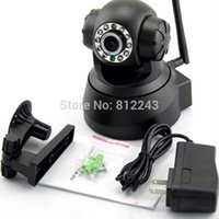 Wholesale Hot IR LED Nightvision P2P Wireless IP Camera Wireless Encryption Audio Network CCTV Security Camera Wifi IP Cam