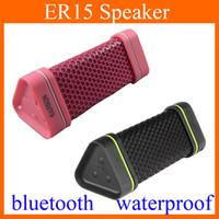 home stereo speaker - EARSON ER151 Wireless Bluetooth Speaker Mini Waterproof Dustproof Shockproof Home Outdoor Stereo Super Bass MIS060