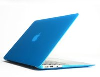 """Cheap For Apple Macbook Air Pro with Retina 11"""" 13"""" 15"""" Retina Rubberized Matte Hard Case"""