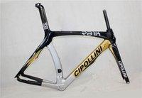 Wholesale 2015 New China oem Cipollini Carbon Road Bike Frame